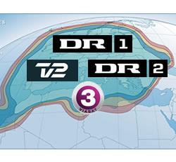 Dansk satellit-tv i udlandet via parabol