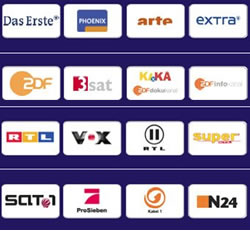Gratis Tysk TV via parabol
